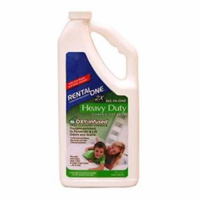 Rental One QT Fresh Scent 2X All In 1 Heavy Duty Oxy Carpet Cleaner St Only One
