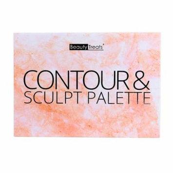 (6 Pack) BEAUTY TREATS Contour and Sculpt Palette
