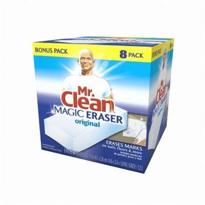 Mr. Clean Magic Eraser 8 ea(pack of 6)