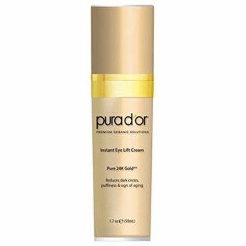 Pura d'or Instant Eye Lift Organic Cream 1.7 Oz