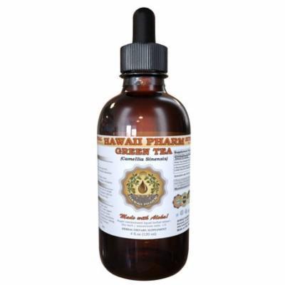 Green Tea (Camellia Sinensis) Tincture, Organic Dried Leaf Liquid Extract, Cha Yei, Herbal Supplement 4 oz