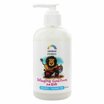 Rainbow Research - Kid's Detangling Conditioner Unscented - 8 oz.(pack of 1)