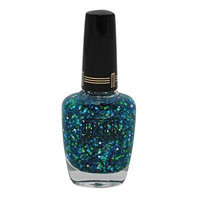 milani specialty nail lacquer jewel fx-mlmsn582 teal