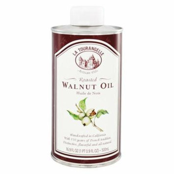 La Tourangelle, Roasted Walnut Oil, 16.9 Fl. Oz(pack of 6)