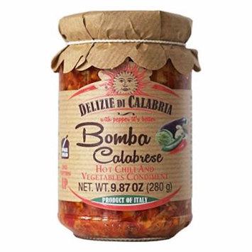 Bomba Calabrese Italian Hot Sauce Spread 9.87 oz