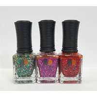 3 SHADES FROM LECHAT DARE TO WEAR - (3 Glitters)