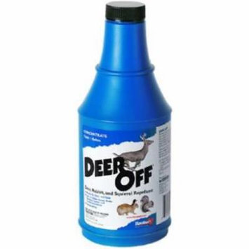 16 OZ Concentrate Deer Off Yields 1 Gallon Covers Up To 2000 SQFT Only One