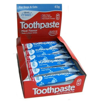 Hatchwell Meat Flavoured Toothpaste for Cats and Dogs 45g by Hatchwell Co
