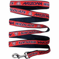 Pets First College Arizona Wildcats Pet Leash, Assorted Sizes