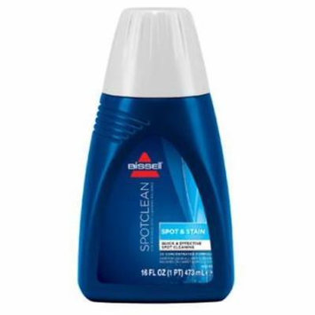 Bissell 16 OZ 2X Concentrated Carpet Cleaner Formula Specially Form 2PK