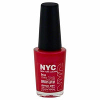 Coty NYC In a New York Color Minute Nail Polish, 0.33 oz