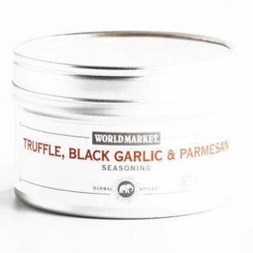 Black Truffle Garlic Parmesan Seasoning 2.3 oz each (1 Item Per Order, not per case)