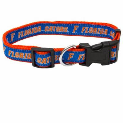 Pets First College Florida Gators Pet Collar, 3 Sizes Available, Sports Fan Dog Collar