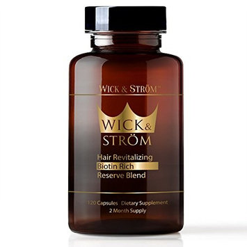Hair Loss Vitamins - 2 Month Supply - DHT Blocker Support-w/ Saw Palmetto Hair Growth Support Rich in Biotin - Keratin Treatment Supplement -(Hair Loss Products for Men & Women)