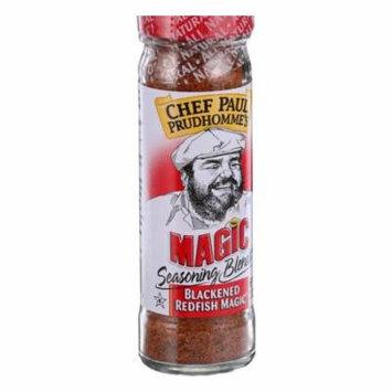 Magic Seasonings Chef Paul Prudhommes Magic Seasoning Blends - Blackened Redfish Magic - 2 oz - Case