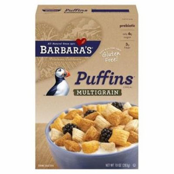 Puffins Cereal, Puffins, Multigrain, 10 OZ (Pack of 1)
