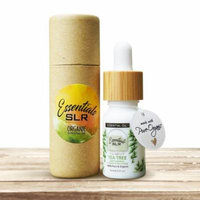 SLR Essential Oils - Tea Tree Mist 10ml - USDA Certified Organic 100% Pure Therapeutic Grade Aromatherapy - A minty, herbal, and fresh scent