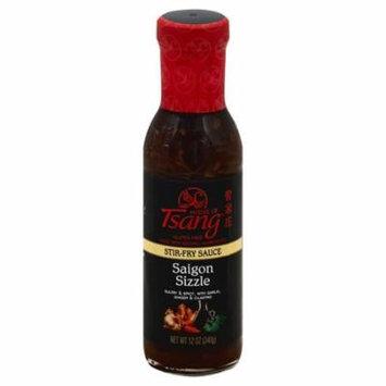 House Of Tsang Stir-Fry Sauce, Saigon Sizzle, 12 OZ (Pack of 1)