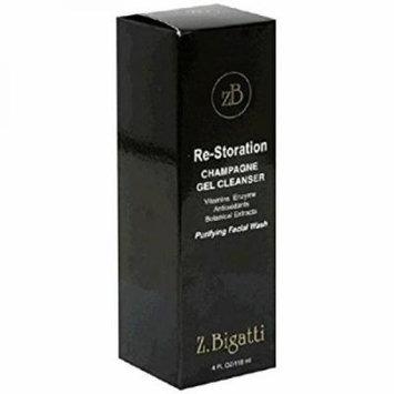 Z Bigatti Labs Z Bigatti Re-Storation Purifying Facial Wash, 4 oz