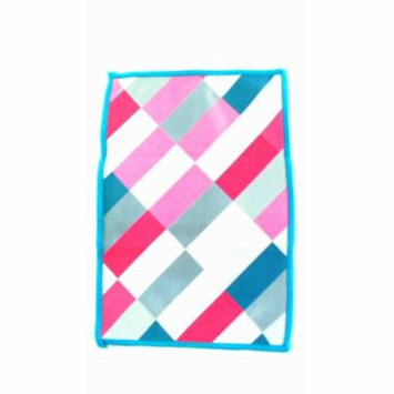 WriteRight Plaid Microfiber Cleaning Cloth Electronic Smart Towel Lens/Screen Glass Multi-Color SUPM39183