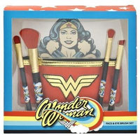 Soho Wonder Woman Face & Eye Brush Set