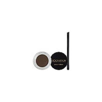 Makeup Revolution Brow Pomade, Dark Brown