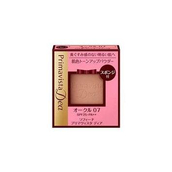 Japan Health and Beauty - Kao Sofina Prima Vista Deer Powder Foundation UV refill SPF25 9g OC07 4901301287397 *AF27*
