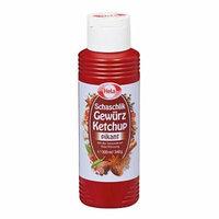 Hela Schaschlik spice ketchup piquant 300ml