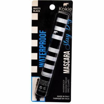 Kokie Professional Stay Dry Waterproof Mascara, 0.32 fl oz