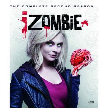 Warner Bros. Digital Dis I Zombie Season 2 Blu-ray