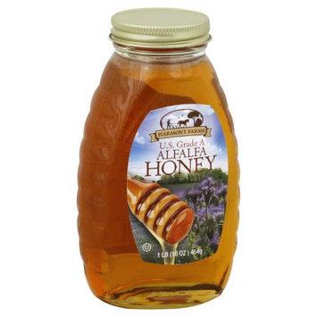 Harmony Farms Honey Alfalfa 16 Oz Pack Of 6
