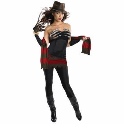 Never Sleep Again Corset Adult Costume - Large