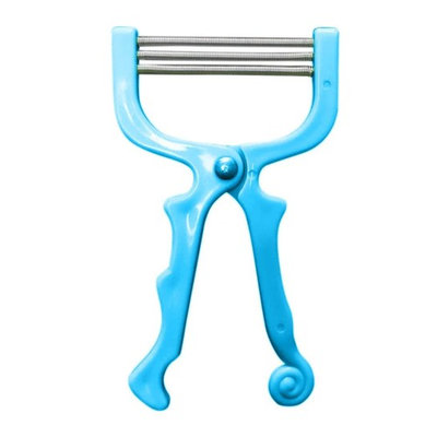 NOMENI Easy Facial Hair Remover Tool Face Beauty 3 Spring Threading Removal Epilator