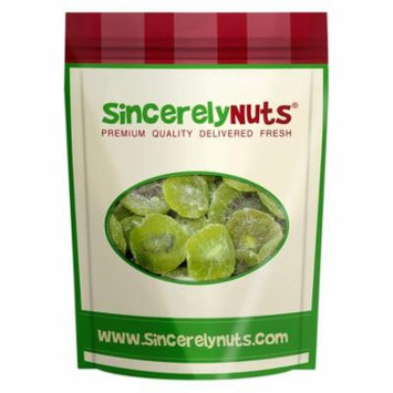 Sincerely Nuts Dried Kiwi, Slices, 5 Lb
