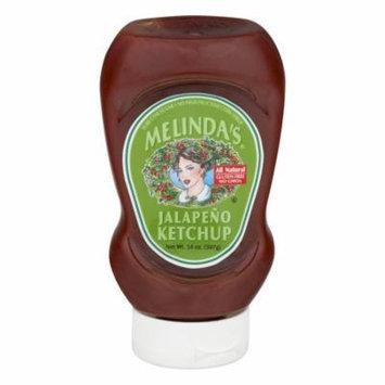 Melinda's Jalapeno Ketchup, 14.0 OZ