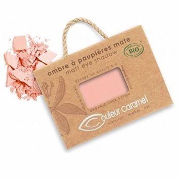Couleur Caramel Eye Shadow 123 Matt Baby Doll Pink