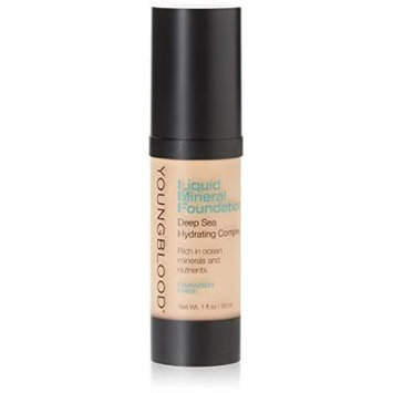 Youngblood Liquid Mineral Foundation, Sun Kissed, 1 Ounce
