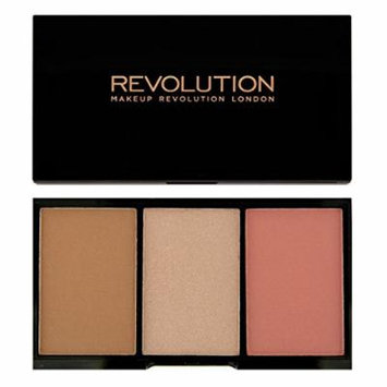 Makeup Revolution - Iconic Pro Blush, Bronze and Brighten - Flush by Makeup Revolution