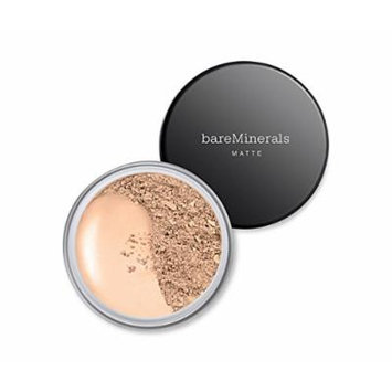 Bare Escentuals Baremineral SPF 15 Flawless, All Day Long Foundation - Natural Matte Finish (Fair)