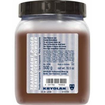 Kryolan 5704 Translucent Powder 500g (10 colors) (TL 8)