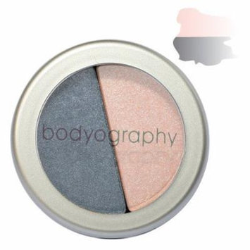 Bodyography Duo Expressions Eye Shadow, Breathless, 0.14 Ounce by Bodyography
