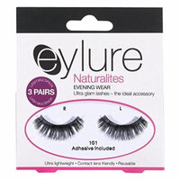Eylure Naturalites 101 Evening Wear Multi Lashes Pack of 3 - Pack of 6