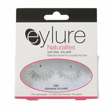 Elegant Touch Eylure Naturlite Natural Volume False Lashes - Pack of 6