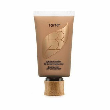 Tarte Amazonian Clay BB Light-to-medium Coverage, Oil-free Tinted Moisturizer SPF 20 (Deep)