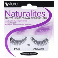Eylure Naturalites Glamour False Eyelashes - Pack of 2