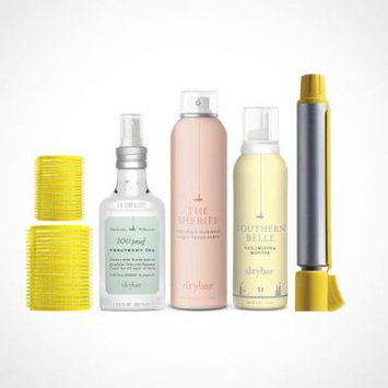 Drybar Cosmo Bundle Includes The 3-day Bender Curling Iron