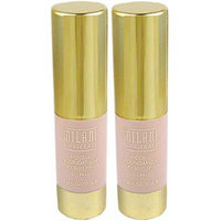 MILANI MINERALS Mousse Foundation #301 FRENCH CREAM (0.50 fl oz/15 ml) EACH TUBE (PACK OF 2)