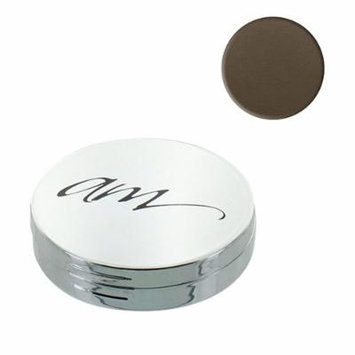 Advanced Mineral Makeup Eye Shadow with Compact, Slate, 4.5 Gram