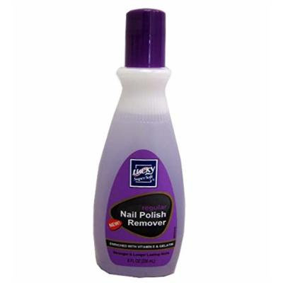 Nail Polish Remover Regular 8oz, Case of 12
