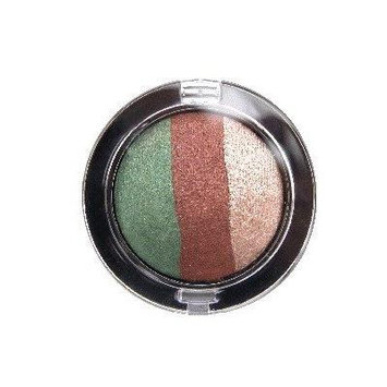 Jolie Luxurious Easy-Blend Baked Eyeshadow Trio's (Army Wives)